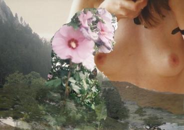 Loni Jeffs; Nude Flower